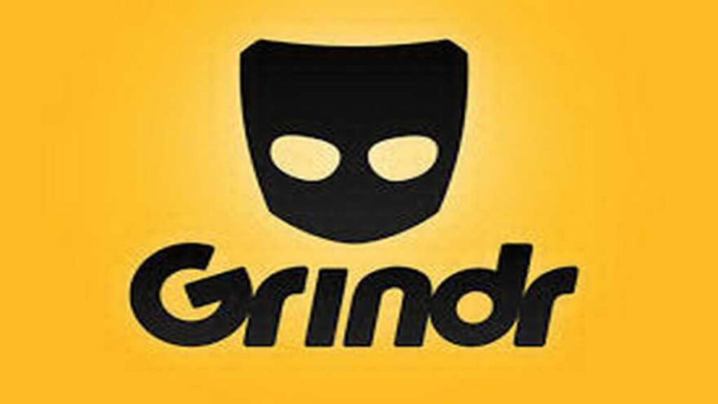 Logo de Grindr